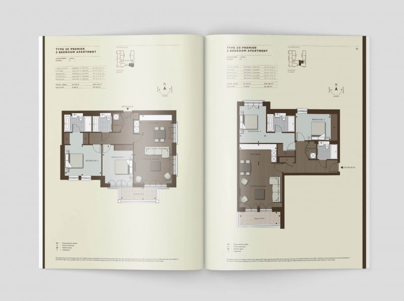 Hurlingham Walk floor plans2