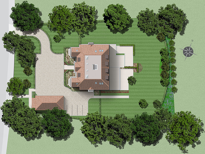 property illustration Woodcote Lane - Purley